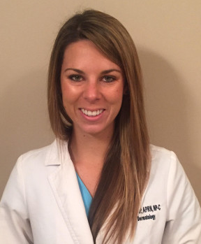 Taylor Dieter NP dermatology columbia sc